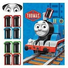 Party Supplies Birthday Boys Decorations Thomas the Tank Engine Party Game