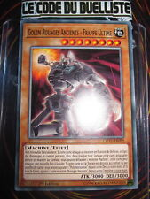 YU-GI-OH! COM GOLEM ROUAGES ANCIENTS FRAPPE ULTIME COTD-FR099 NEUF EDITION 1
