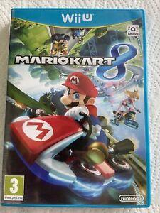 Top Wii U Spiel  MARIO KART 8   Neuwertig
