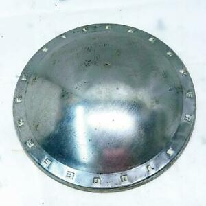 Early 1950s Studebaker Commander 11.5 Inch Hubcap Wheel Cover Chrome 527859