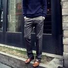 hombre pantalones Oficina Negocios Trabajo De Vestir Casual Elegante Ajustado