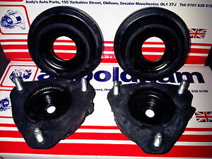 FORD TRANSIT CONNECT 1.8 D TD 2x FRONT STRUT TOP MOUNT & BEARING KITS 2002-2013