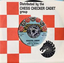 Sugar Pie Desanto * Soulful Dress * Sixties R&B Northern Soul ��