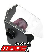 COLD AIR INTAKE KIT INCL. CLEAR COVER HOLDEN COMMODORE VT VX VY L67 S/C 3.8L V6