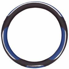 Sumex marque Serpent PVC Souple Voiture Volant Housse-bleu et noir #68