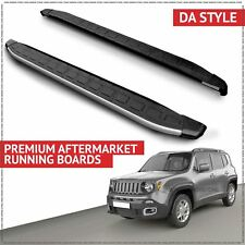 Running Boards Side Steps (DA) for Jeep Renegade SUV 2014-2016