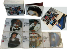 Michael Jackson Coffret PICTURE CD Box Set Souvenir Limited Edition JAPAN 1992