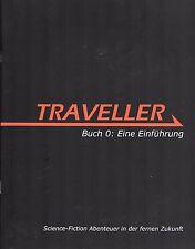 TRAVELLER-BUCH 0: Eine Einführung-Science-Fiction-Abenteuer-RPG-(SC)-sehr selten
