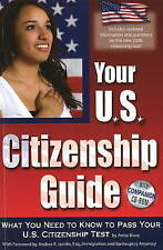 Your U.S. Citizenship Guide: What You Need to Know to Pass Your U.S. Citizenship