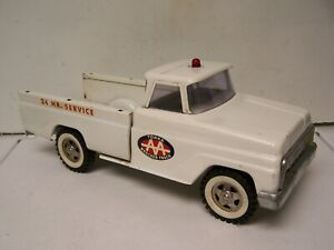 VINTAGE TONKA  AA DODGE PICK UP WRECKER TOW TRUCK FOR PARTS RESTORE