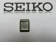 SEIKO 8620-5040 Stainless Watch Case +back cover+crown *EMPTY*NEW*NOS*VINTAGE*