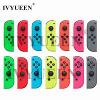 IVYUEEN Replacement Housing Shell Case for Nintendo Switch Joy-Con JoyCon Cover