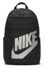 Nike Sportswear Elemental Backpack Black Size 21 Litre Gym School Bag