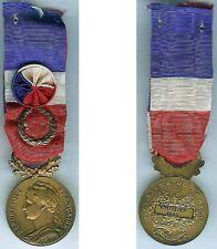 Médaille - Travail ministère travail 1985 R. PELLETTIER BORREL
