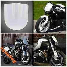 Motorcycle Fly Screen Windscreen WindShield For Buell XB12STT XB12S XB9S XB9SX
