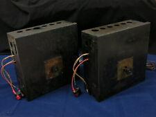RCA MI-1228 vintage tube amplifier one pair