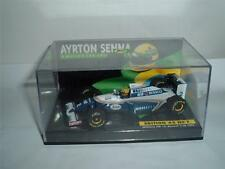 LANG MINICHAMPS SCALA 1/43 AYRTON SENNA EDITION 43 n. 7 Williams FW 16 1994