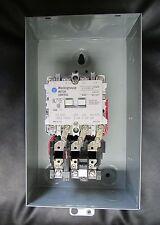 Westinghouse A200SACA C Non Reversing Starter w/ Nema 1 Enclosure A200MACAC