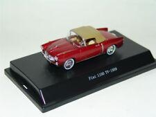 FIAT 1100 TV 1959 DARK RED METALLIC 1:43 STARLINE
