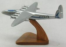 Latecoere L-631 French Airplane Desktop Wood Model Large