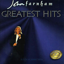John Farnham - Anthology, Vol. 1: Greatest Hits (CD, RCA) You're The Voice
