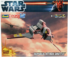 REVELL EASY KIT STAR WARS REPUBLIC ATTACK SHUTTLE  06683