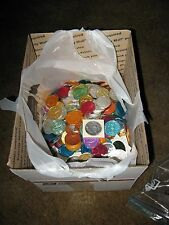 10 pounds mixed mardi gras doubloon aluminum coin new orleans 1000 coins free sh