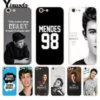 Shawn Mendes Magcon popular singer case cover for iphone 6 7 8 X XS MAX XR 11Pro