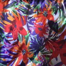3 - 5 Metres Satin Apparel-Everyday Clothing Craft Fabrics