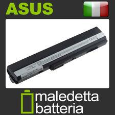 Batteria 10.8-11.1V 7800mAh per Asus P52F-SO033X