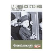 La jeunesse d'Edison DVD NEUF