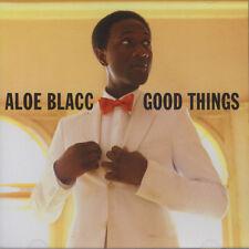 Aloe Blacc - Good Things (CD - 2010 - Original)