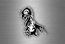 Sticker decal car bike macbook vynil bumper dragon tribal tuning chinese r1