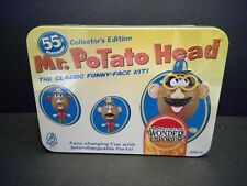55th BIRTHDAY MR POTATO HEAD FUNNY FACE KIT COLLECTORS EDITION TIN NEW! SEALED!