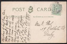 Genealogy Postcard - Family History - Pool - Derby - Derbyshire  U137
