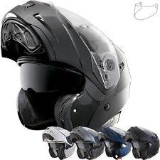 Caberg Duke 2 Flip up Motorcycle Motorbike Helmet - Smart Black Size Large