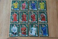 Panini Road to Russia 2018 Adrenalyn Trading Cards Defensive Rock aussuchen