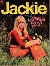 Jackie Magazine 6 November 1971 No.409   New World   Gary Warren   The Pioneers
