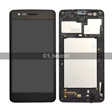 LG K8 2017 M200N M210 MS210 LCD Display Touch screen Digitizer+Rahmen Schwarz