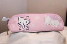 Hello Kitty Pencil / Cosmetics  Holder  Soft Case