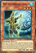 The Six Samurai - Yaichi 1st X 3 RYMP-EN088 Ultra Yugioh