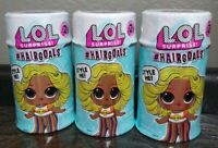 LOL Surprise Series 2 #Hairgoals Big Sister Doll ReMix Lot Of 3 Brand New!!