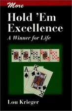 More Hold'em Excellence: A Winner for Life by Krieger, Lou