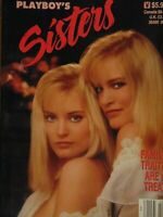 Playboy's Sisters February 1992 | Shannon Tracy Tweed      #1420+