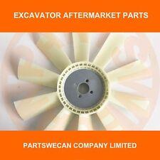 FAN BLADE CUMMINS B3.3 ENGINE EXCAVATOR YUCHAI YC85 LIUGONG 908C 907 AFTERMARKET