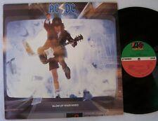 AC/DC  >>>  l988 Atlanticr lp