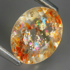 1.59 Carats Natural Africa SUNSTONE Pear Shape for Jewelry Setting