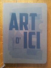 ART d' ICI expositions d' art contemporain Angers octobre à novembre 2013 TBE