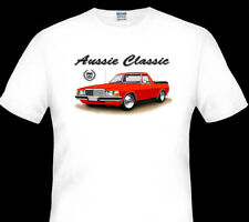 HOLDEN  WB  HOLDEN  STATESMAN UTE  T-SHIRT  TOP QUALITY ( 7 CAR COLOURS)