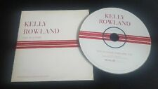 Kelly Rowland – Train On A Track CD Single Promo